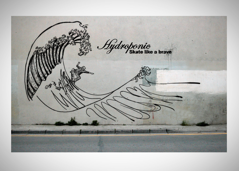 hydro-grafitti